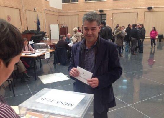 Carmelo Rodríguez afronta las elecciones a rector con