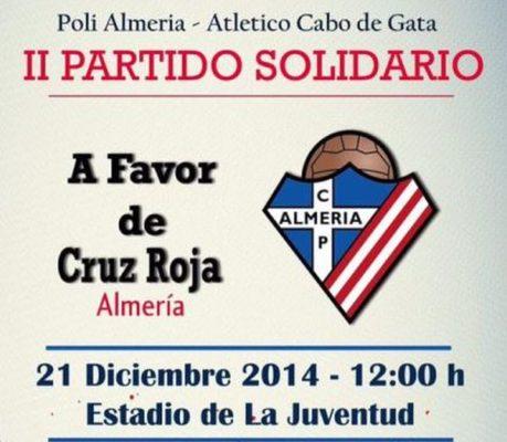 Cartel partido solidario Poli II