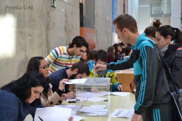 Elecciones claustro UAL