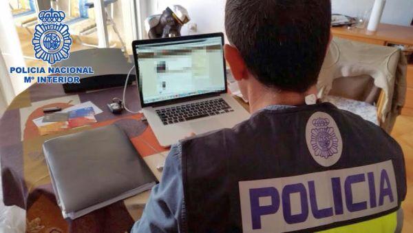 Policía Nacional Internet