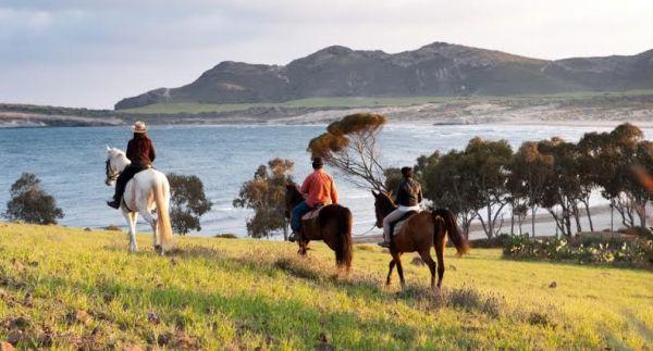Ruta a caballo cabo de gata