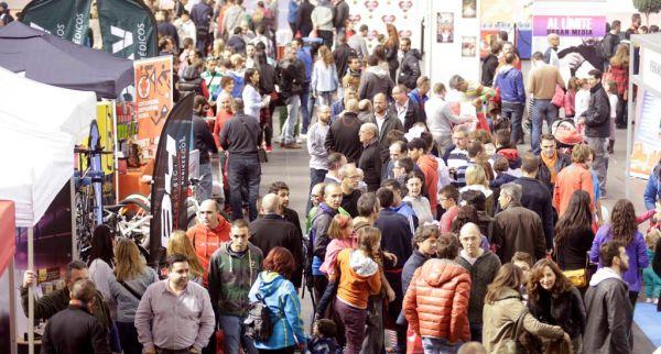 Feria del corredor 2013 organizada por el Grupo Nexa