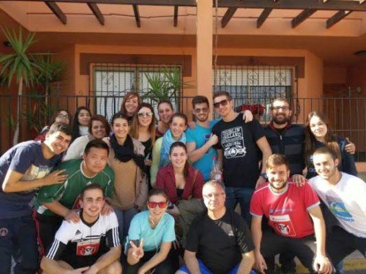 Estudiantes de Comercio Internacional
