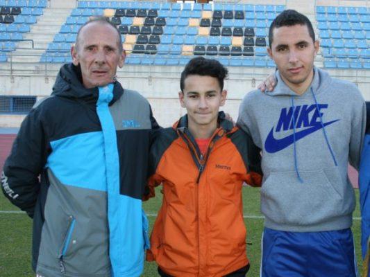 Paco, Nabil, Mohamed