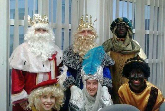 Los Reyes Magos en Dalías