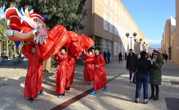 Año chino en la UAL