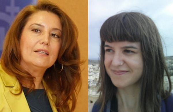 Carmen Crespo y Lucía Ayala II