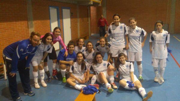 Fútbol sala UAL