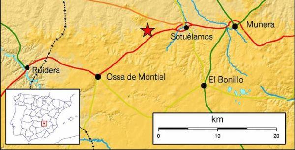 Mapa sísmico