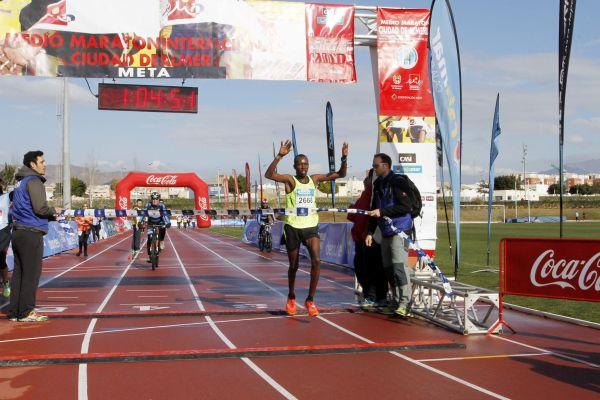 Medio Maratón ganador 15