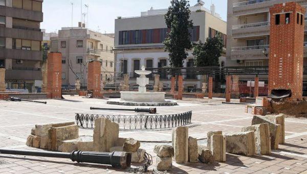 Plaza San Pedro Almería