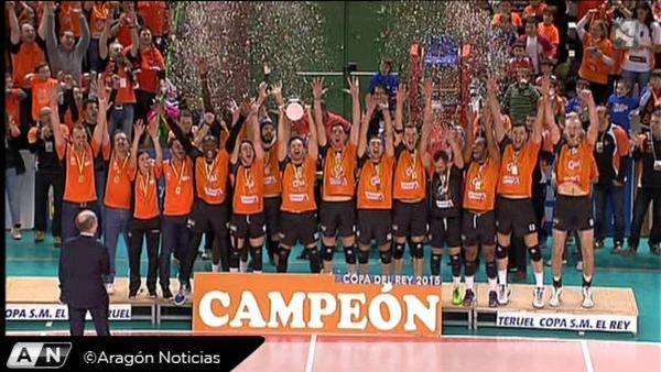 Teruel Copa del Rey