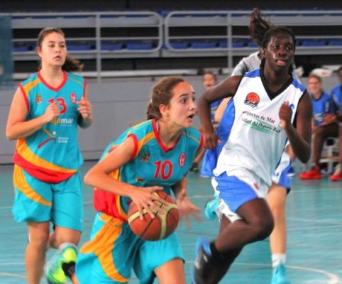 Torneo de Andalucía CB Almería