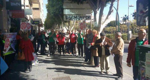 PAH afectados por la hipoteca Almería