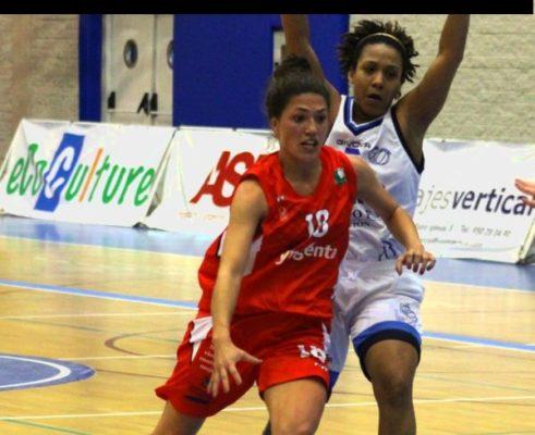 Bea Fernández CB Almería