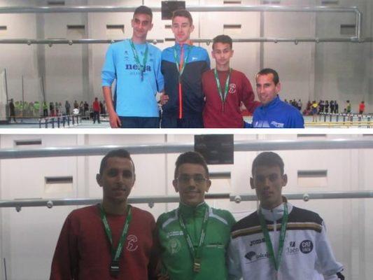Escuela atletismo Roquetas
