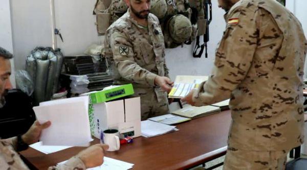 Voto ejército