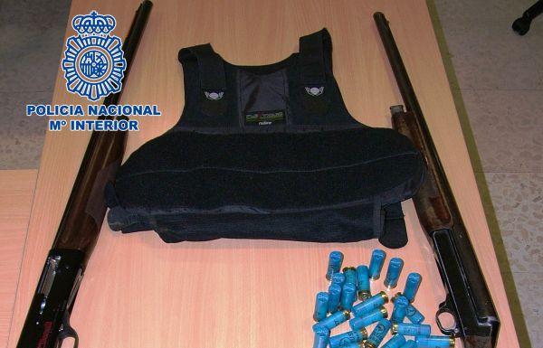atracadores almeria policia nacional