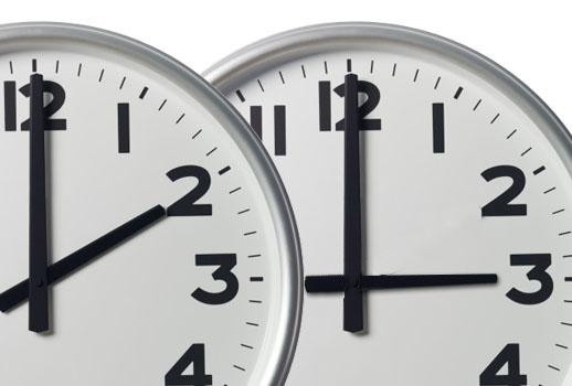 Horario de verano: el Domingo de Ramos los relojes se adelantarán una hora