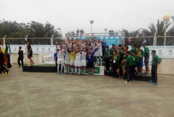 Campeonato de España, CEU, UAL