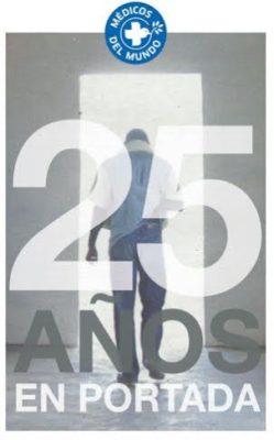 Cartel de la exposición de Médicos del Mundo