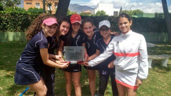 Club tenis El Ejido, ganadoras