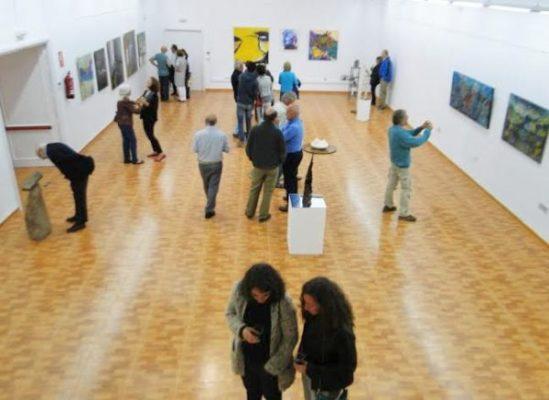 Exposición Rodalquilar