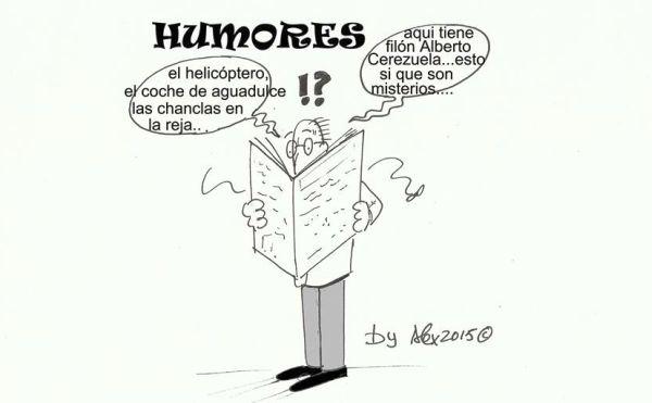 Misterios sin resolver en Almería by Alex_n