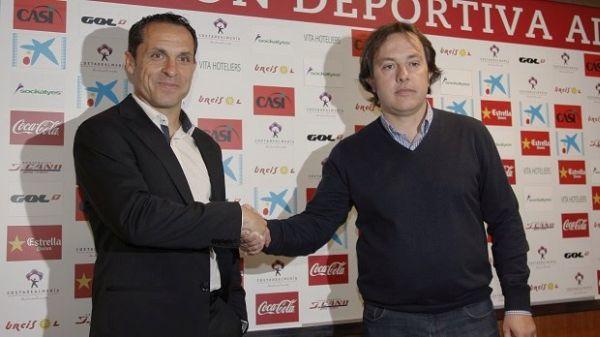 Sergi y Andrés Fernández