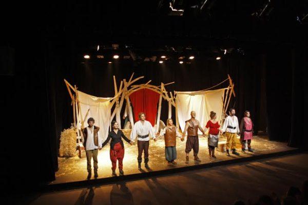 El Ejido abre la preinscripción en las Escuelas Municipales de Teatro que arrancan en noviembre