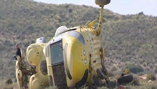 helicóptero nijar