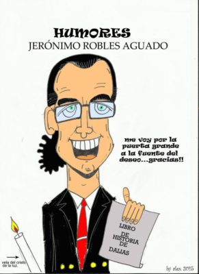 jeronimo robles