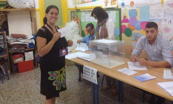 Ana Ortiz Bernal, Nº3 Tú Decides, Roquetas de Mar.