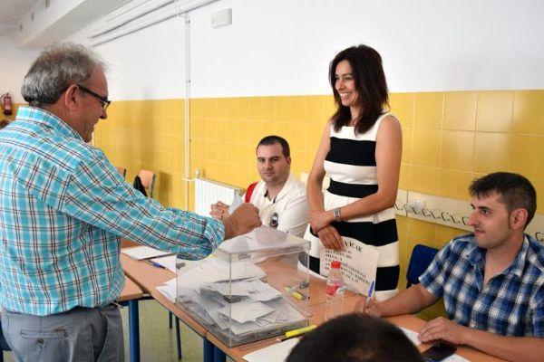 Antonio Bonilla, candidato PSOE en Vícar