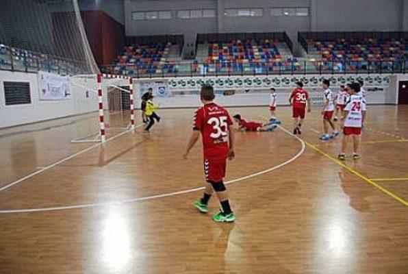 Campeonato Balonmano Roquetas