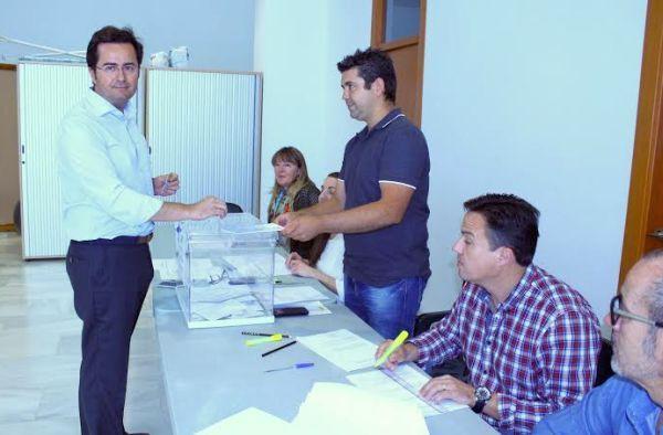 Francisco Góngora, candidato a la Alcaldía de El Ejido por el PP