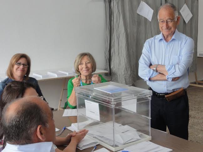 Gabriel Amat, candidato del PP en Roquetas de Mar