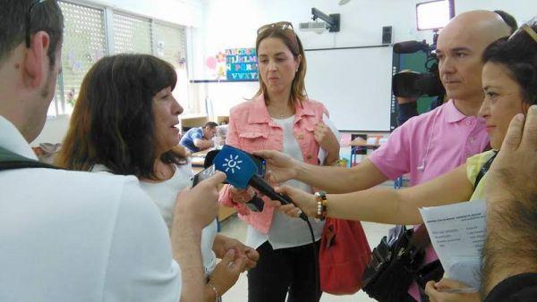 Ganemos Almería Mari Carmen Murillo Laguna