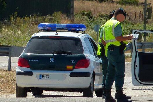 Huércal Guardia Civil