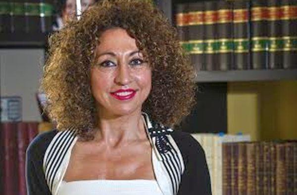 Isabel Bonilla, abogada