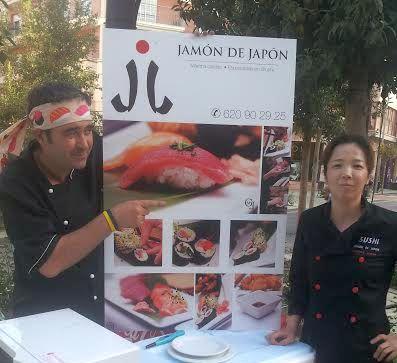 Jamón de Japón