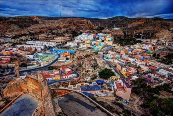 La Chanca. Foto Salvador Ruiz