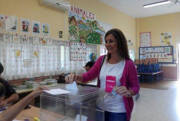 Laura Rodríguez Carretero, de UPyD Almería