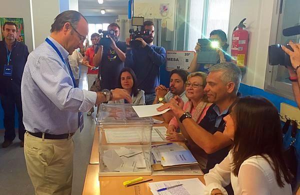 Luis Rogelio Rodríguez Comendador, del PP