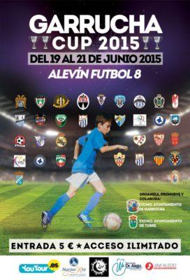 Cartel del Garrucha Cup 2015