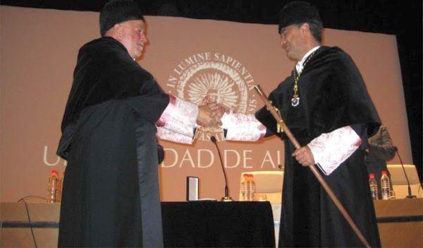 Investidura rector UAL