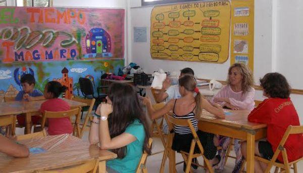 escuela de verano en Nueva Andalucía