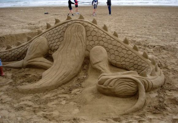 Figura de arena