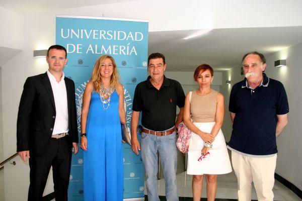 Inauguración curso verano UAL, Purchena