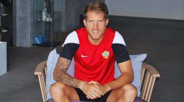 Detenido el capitán de la UD Almería por posible amaño de partidos
